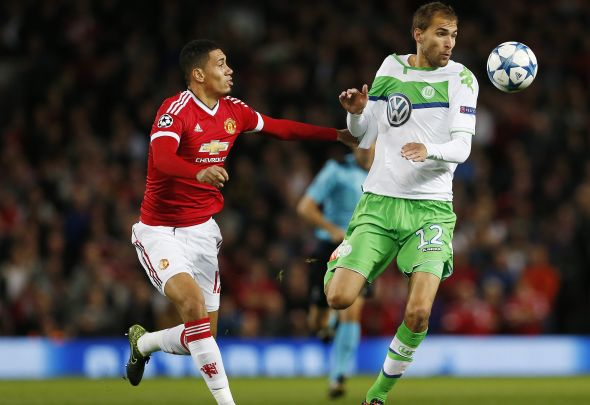 Smalling + Bas Dost