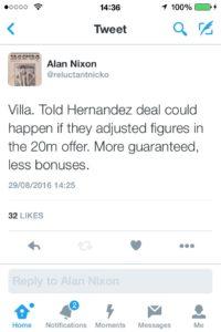 Alan Nixon Tweet 6