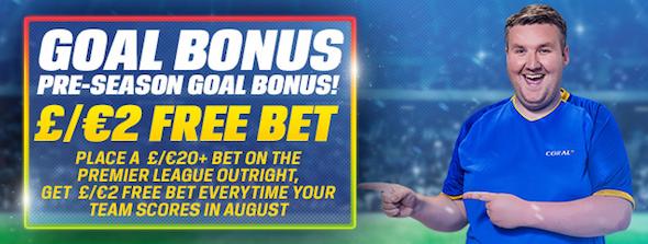Goal bonus
