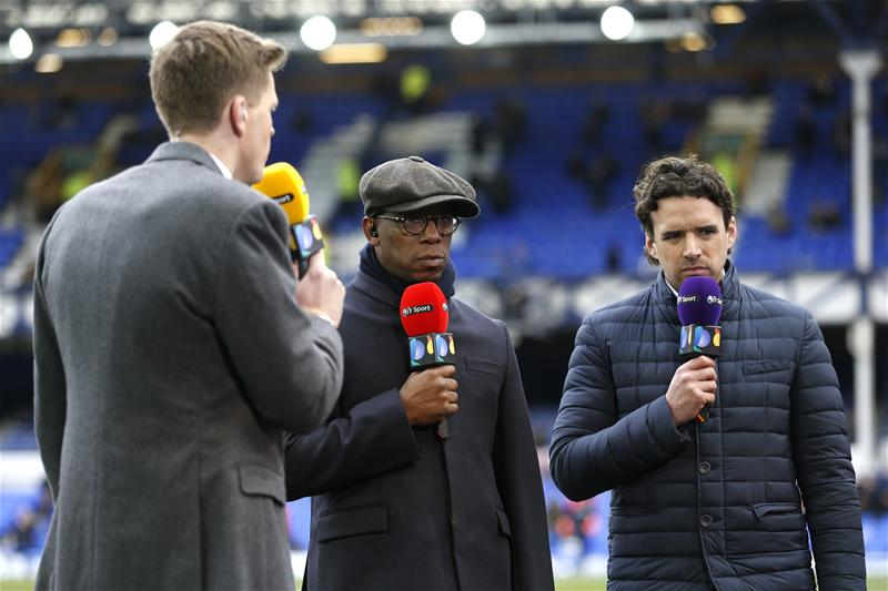 Owen Hargreaves + Ian Wright