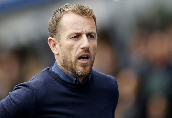Britain Football Soccer - Birmingham City v Blackburn Rovers - Sky Bet Championship - St Andrews - 1/10/16 Birmingham's manager Gary Rowett Mandatory Credit: Action Images / Andrew Boyers Livepic EDITORIAL USE ONLY.