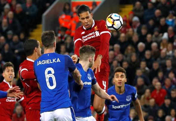 Liverpool News Virgil Van Dijk Thinks Harry Kane Dived To Earn Penalties