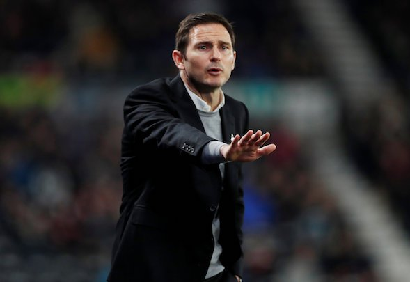 Chelsea boss Frank Lampard `proud` of club`s response to COVID-19