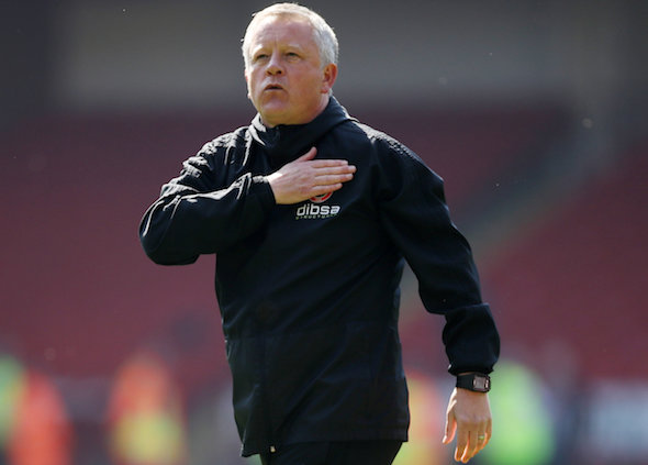 Sheffield United manager