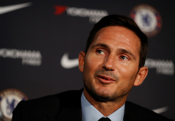KP lauds Lampard after Chelsea finish 4th in Premier League