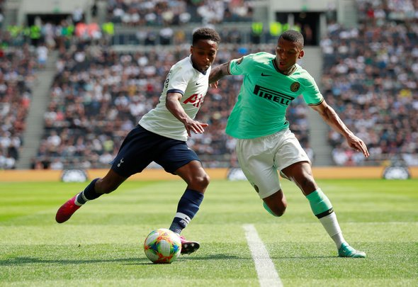 Kyle Walker-Peters makes rare Tottenham appearance