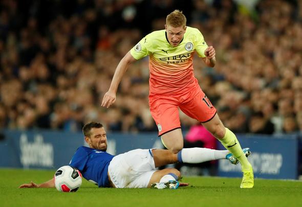 Kevin De Bruyne drops Manchester City exit hint