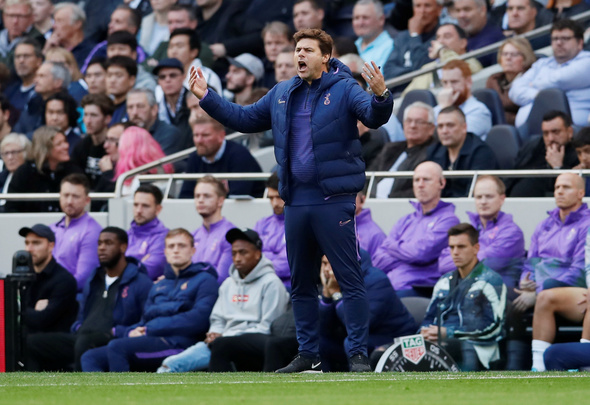 Tottenham News Pochettino Blew His Top After Levy Agreed 10m Deal