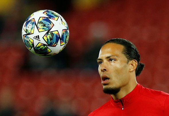 Succulent contract renewal offer to tie down Van Dijk