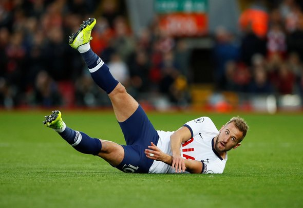 Kane could return for Spurs' last two league games: Mourinho