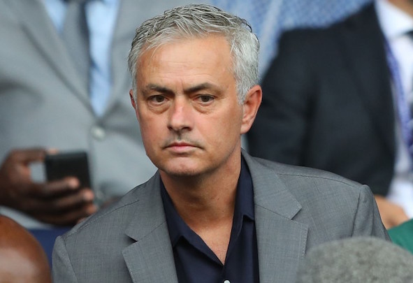 Tottenham Fans Don't Love Me Yet - Mourinho