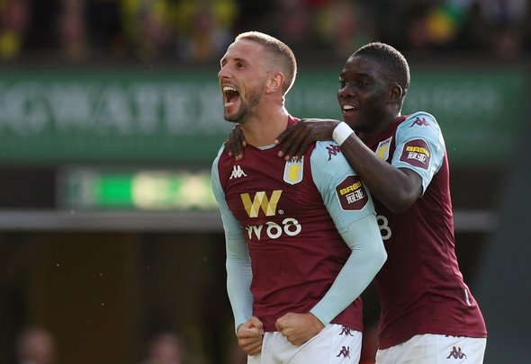 Barnes, Vardy fire Foxes past woeful Villa