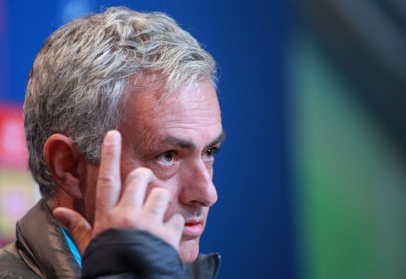 We don't belong to position seven: Jose Mourinho