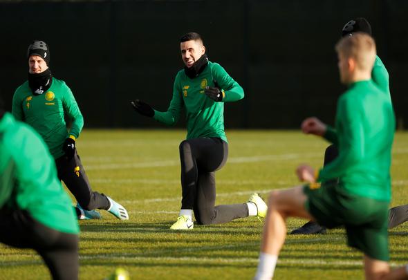 Celtic yet to make bid for Sporar, insists Lennon