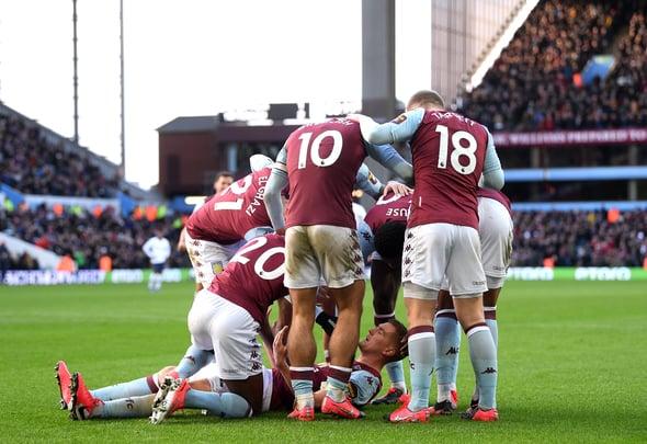 Dean Smith questions Aston Villa's desire Aston Villa
