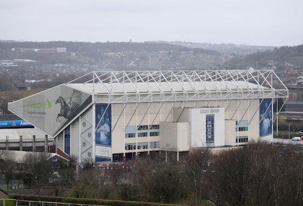 Leeds United Elland Road