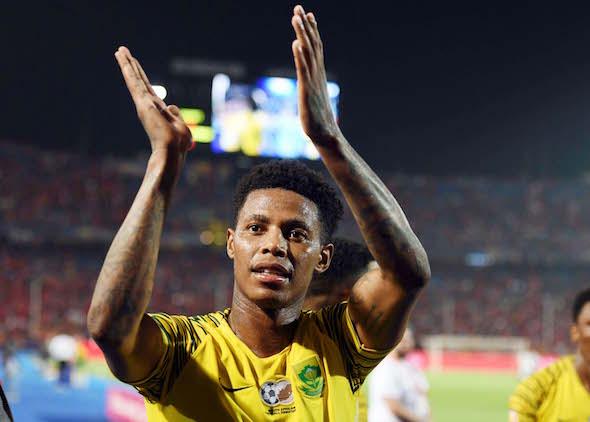 Rangers set for talks with Amiens ace Bongani Zungu