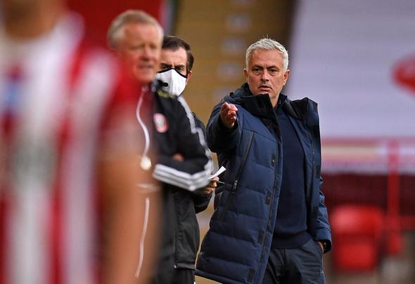 Jose Mourinho bemoans Tottenham Spurs mentality after VAR frustration