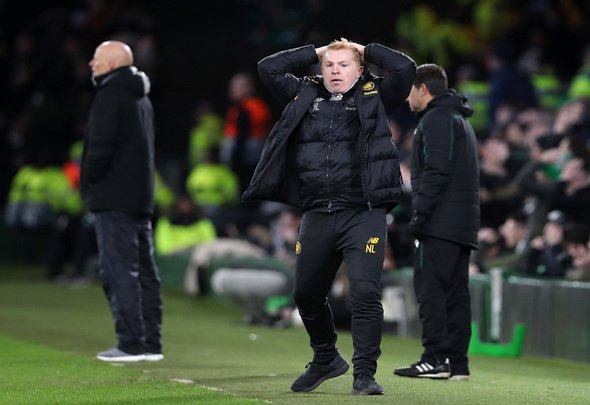 Neil Lennon defends Christopher Jullien after error costs Celtic against Kilmarnock
