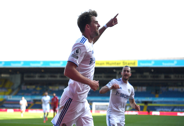Leeds United record first win in EPL