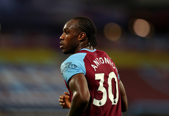 West Ham news: Campbell reacts to Antonio injury update