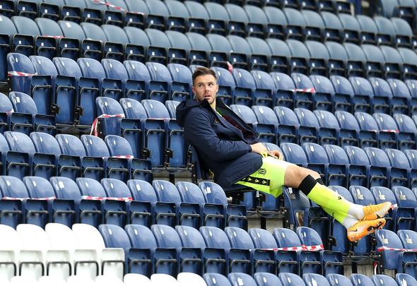 Liverpool open Stoke talks for Butland