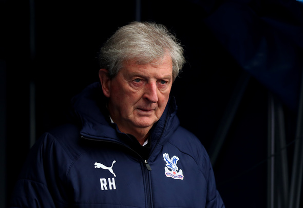 Crystal Palace manager