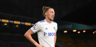 Leeds United defender Luke Ayling