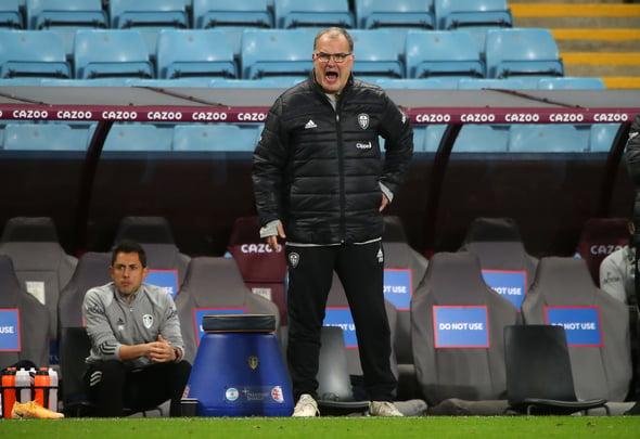 Leeds striker Bamford hits out at VAR after controversial disallowed goal