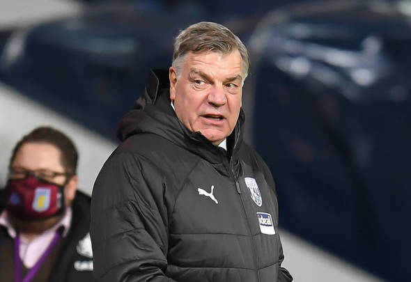 Arsenal in danger of relegation, says West Brom's Allardyce