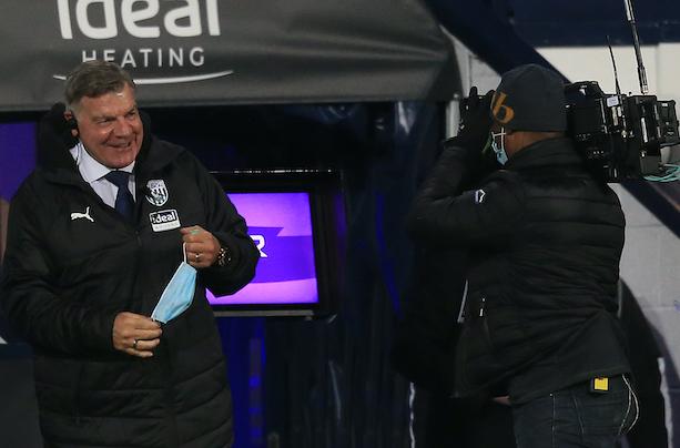 Sam Allardyce named manager of struggling West Brom