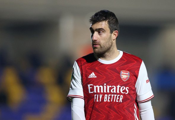 Arsenal agree to terminate defender Sokratis' contract