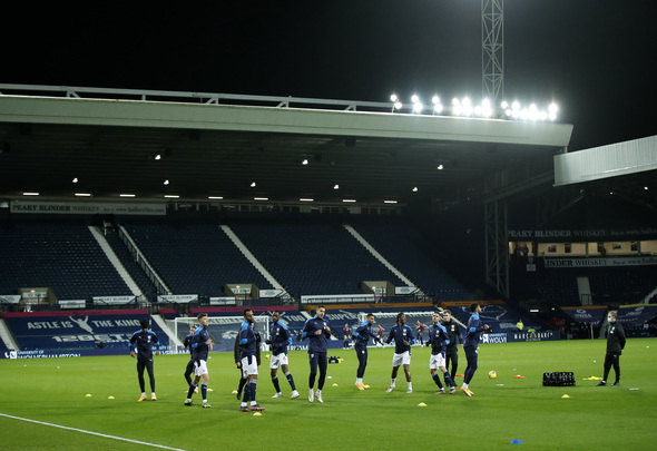 Arsenal in danger of relegation, says West Brom's Allardyce