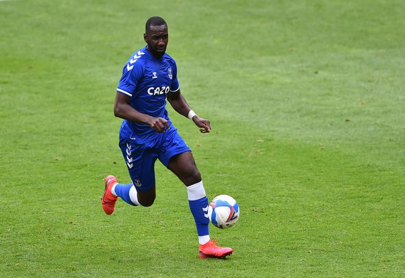 Yannick Bolasie: Middlesbrough sign winger on loan from Everton