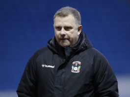 Coventry City manager