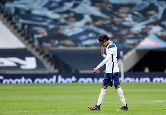 Tottenham plan to offload Alli despite return to XI - Sources