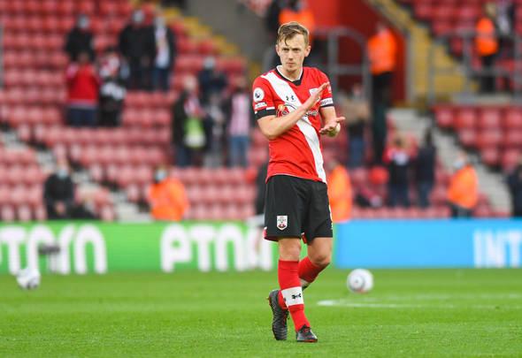 Aston Villa target James Ward-Prowse